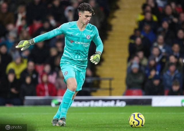 Kepa:We hope to challenge Liverpool and Manchester City next season