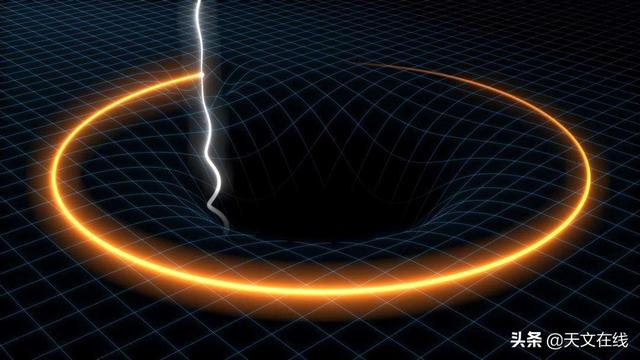 Can you imagine a hole spanning a billion light years? It's in the universe