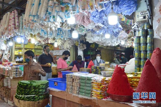 India:The market reopens