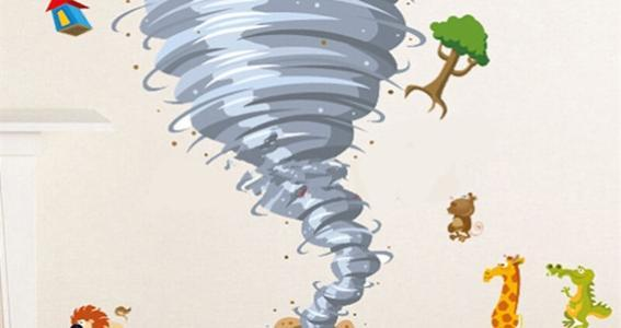 If the earth suddenly stops spinning, will humans still exist? How will the world change?