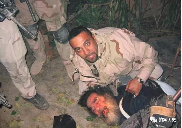 American nurse disclosed inside story:Saddam's capture was not betrayed by bodyguards and relatives