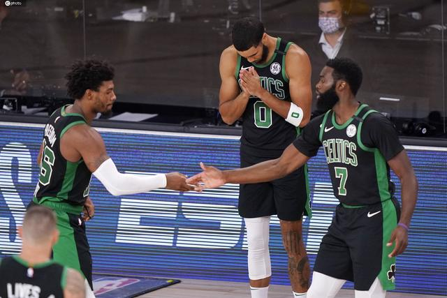 NBA Finals:The Celtics stubbornly reversed the Heat and tied the big score to 2-3!