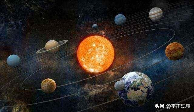 The 200 million-year revolution cycle of the sun caused 5 major extinctions of life on earth?