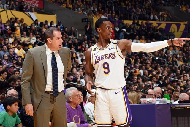 Vogel:Jamie's attack on the inside will attract huge defensive attention