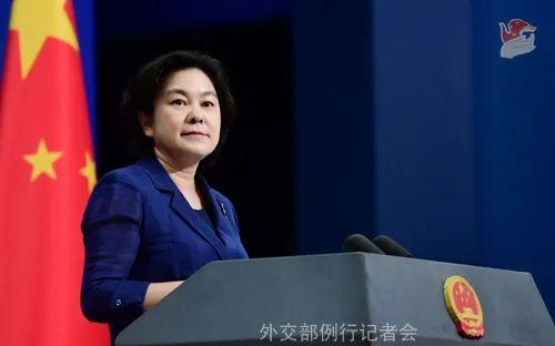 Pompeo accused China again for no reason, and Hua Chunying asked three times, hitting the nail on the head