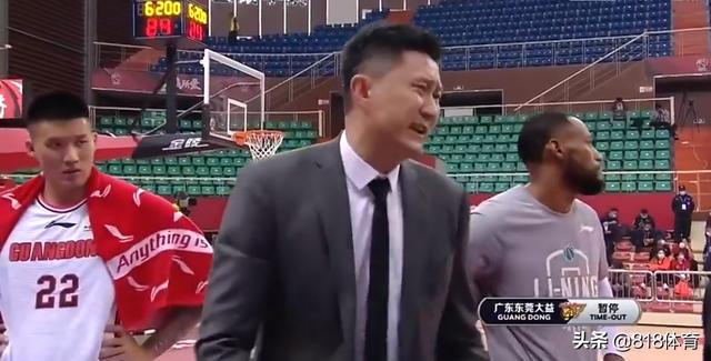 When Yao Ming was 20 points behind, Du Feng was angry with Xu Jie:Don't dare to vote and tell me, don't fight