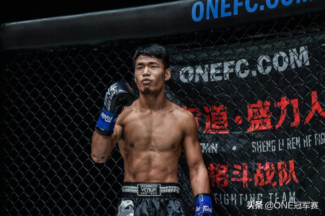 """""""Thai Boxing Boy"""" Zhang Chenglong:I think I won, and I can fight a second fight at any time"""