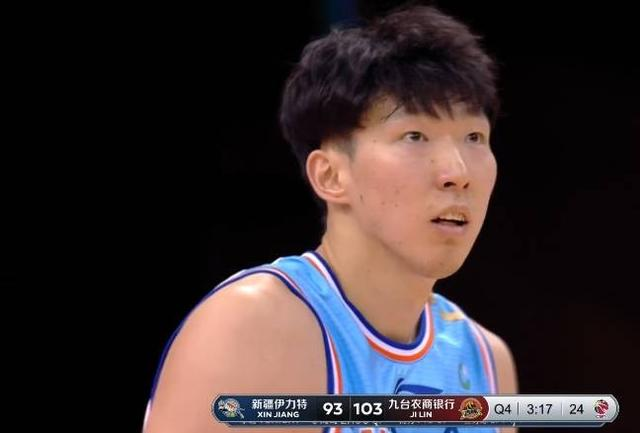 Powerless! Zhou Qikong scored 41 points and 14 rebounds, new career high and difficult savior