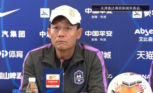 Wang Baoshan:The team has not slackened due to early relegation and will strive for a higher ranking
