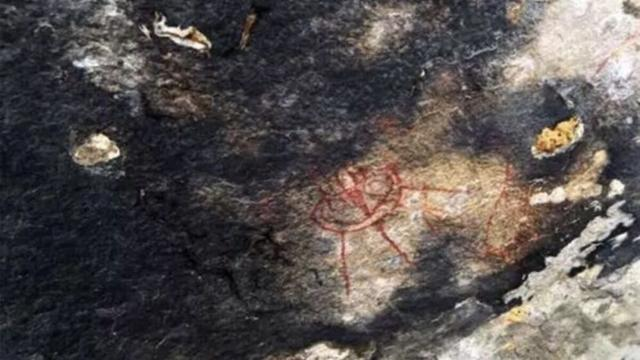 Portraits of mysterious and unidentified objects reappear, scientists:from thousands of years ago, have they ever visited the earth?