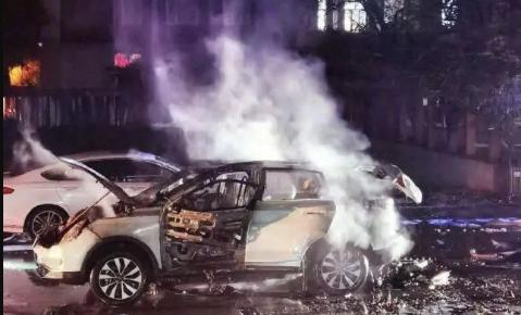 Frequent accidents of new energy vehicles:Weimar reappeared on fire and explosion, and responded that it is cooperating with investigations