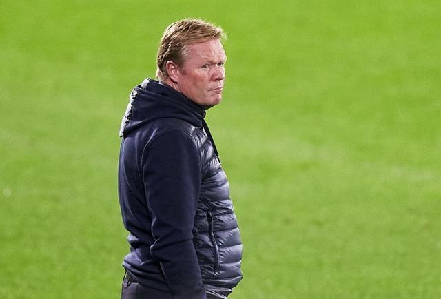 Koeman:I am very worried about the efficiency of the team's offensive end, creating many opportunities but not grasping it