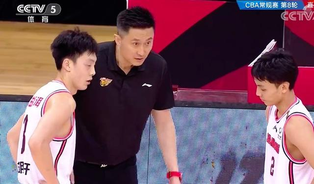 The strongest Chinese men's basketball team after 00! 3 points 3 points to Beijing 15-0, did not disappoint Du Feng's cultivation