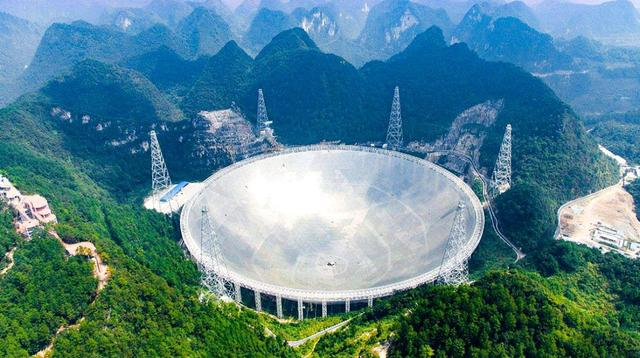 There is a new movement from the Chinese Sky Eye, and a new civilization is discovered 17 light years away. Hawking's prediction comes true?