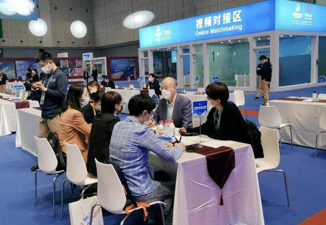 """Dalian enterprises go online and offline together to""""Entry into the Expo"""""""