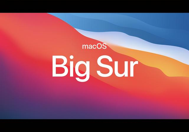 The official version of macOS Big Sur will be launched on November 12, 1.9 times faster