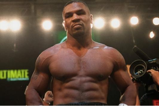 Just now, Tyson came back and defeated his opponent! 54 years old is still a beast