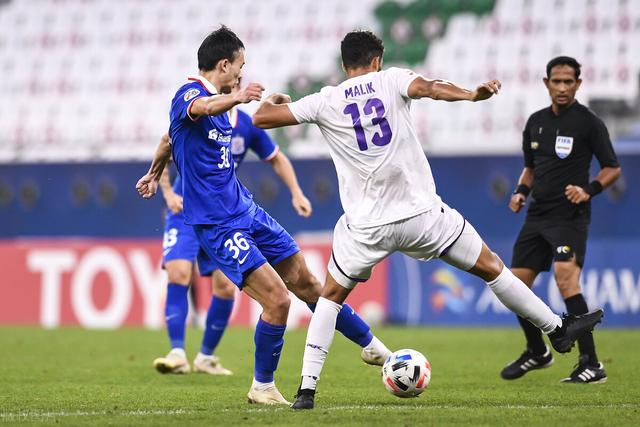 AFC Champions League-Shenhua 3-3 Ping Perth glorious, Moreno scored twice in the Han Super League