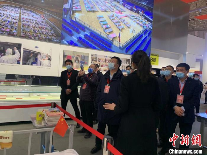 """A """"group"""" of critically ill experts aided Hubei to return to Wuhan: """"This city is back"""""""