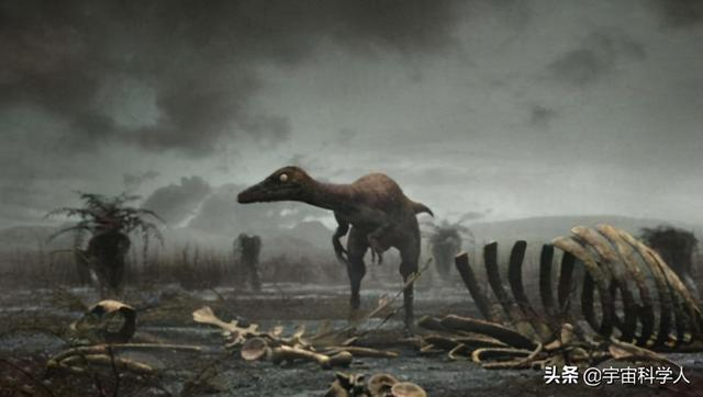 """The destruction of dinosaurs has another""""true murderer"""". Scientists have found that the extinction of dinosaurs is destined"""