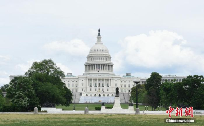 U.S. House of Representatives passes government provisional appropriations bill to pave the way for epidemic relief