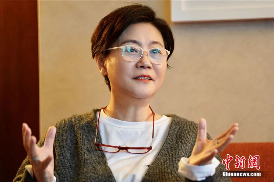 Director Li Shaohong talks about the age crisis of actresses: say yes and yes, say no and no