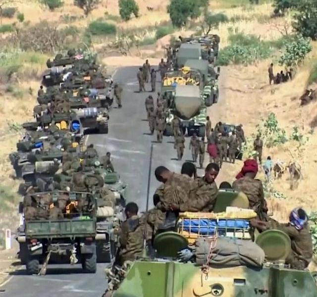 Killed more than 100 people! Ethiopia's civil war is out of control, rebels accuse it of organized massacre