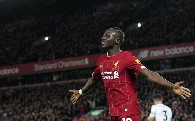 The state is hot! Fighting with Tottenham, Mane won the MVP award
