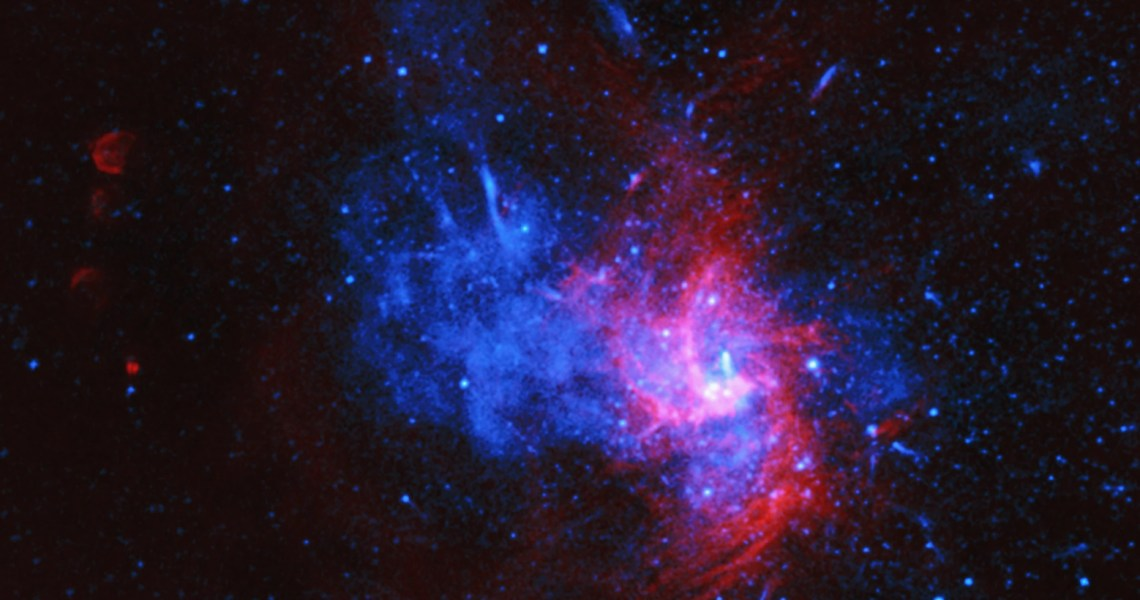 """Astronomers have discovered extremely rare """"zombie stars"""" in the Milky Way"""