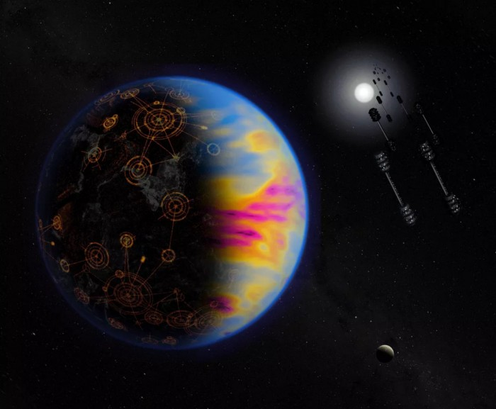 NASA: You can search for life by looking for pollutants on alien planets