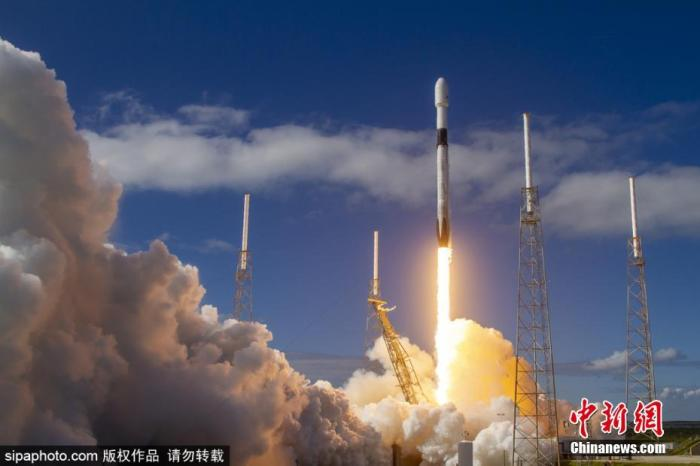 """SpaceX """"Falcon 9"""" rocket launched again to deliver a new set of """"Starlink"""" satellites"""