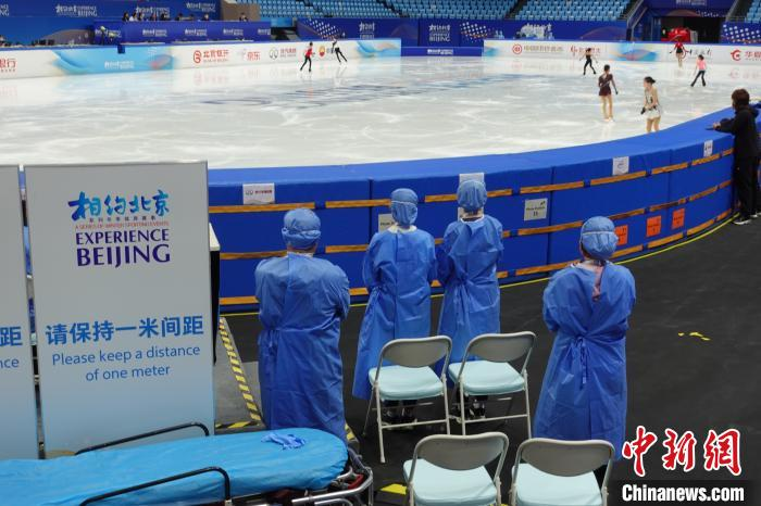 """The Capital Gymnasium is """"new"""", """"soft and hard"""" are ready for the Winter Olympics"""