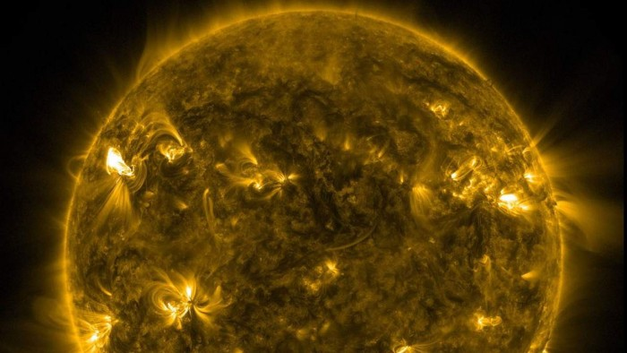 The arrival of a new active cycle of solar storms may bring interference to the grid and satellites