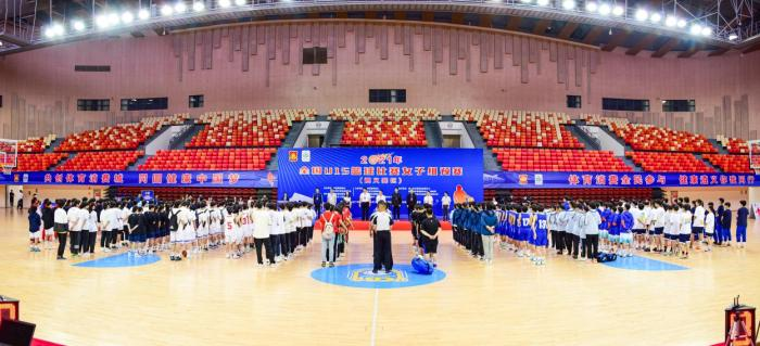 Women's National U15 Basketball Tournament Preliminary: All players must be tested for bone age