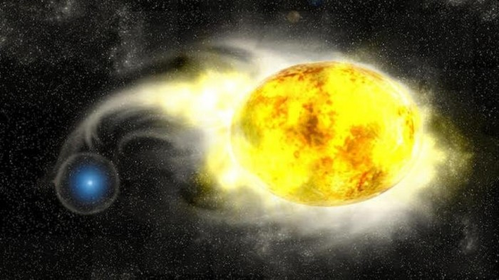 """New research: mysterious hydrogen-free supernova reveals that stars have experienced violent explosions or """"death pain"""""""