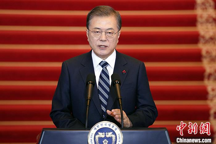 Looking back on his political achievements, President Moon Jae-in of South Korea will deliver a speech on the fourth anniversary of his inauguration on the 10th