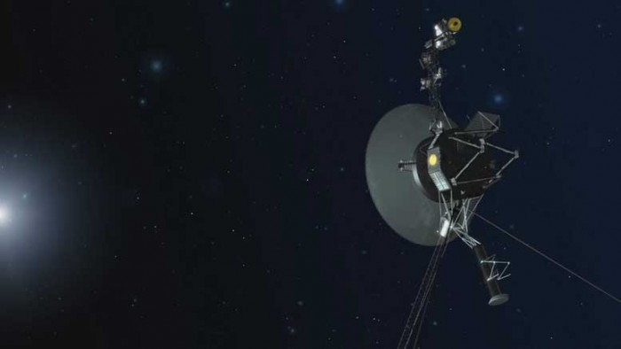 Come and listen to the weird interstellar space sounds captured by NASA's Voyager