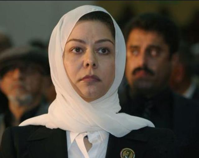 To avenge the death of the door! Saddam's daughter strives for the presidency, vowing to fight the United States to the end?