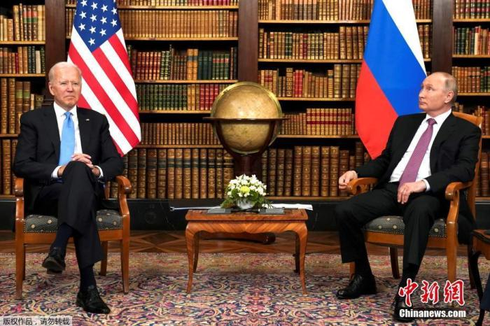 Putin: Meeting with Biden made the two sides understand each other's position