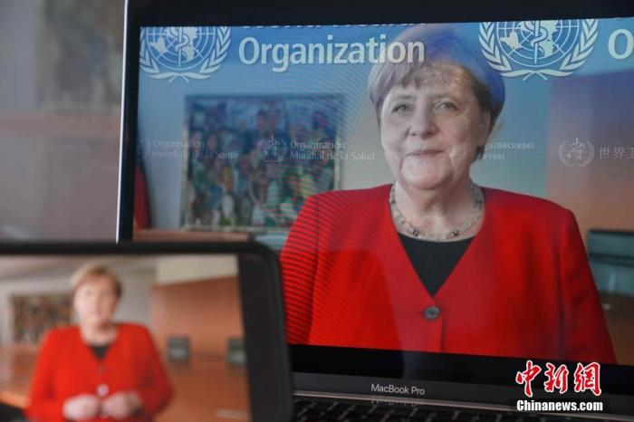 Merkel accepts congressional questioning for the last time during his tenure, reviewing important work during the administration
