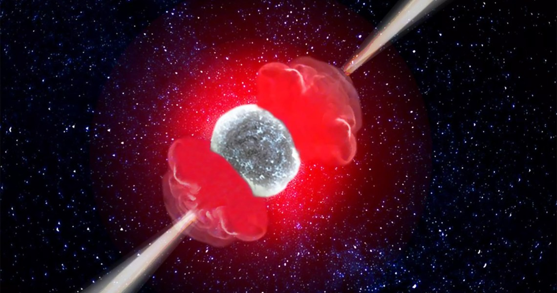 """Research: The star SMSS J200322.54-114203.3 may be formed in a """"super supernova"""""""