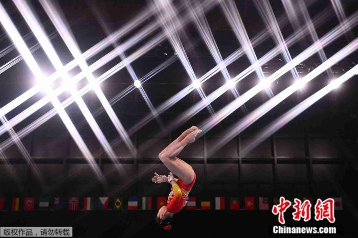 China ranked seventh in women's gymnastics finals, tension leads to poor performance