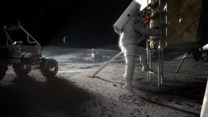 """NASA provides 45 million US dollars to reduce the risk of astronauts on the """"Artemis"""" mission landing on the moon"""