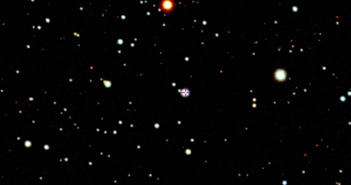 Astronomers have discovered a new type of star explosion called a magnetic rotating supernova