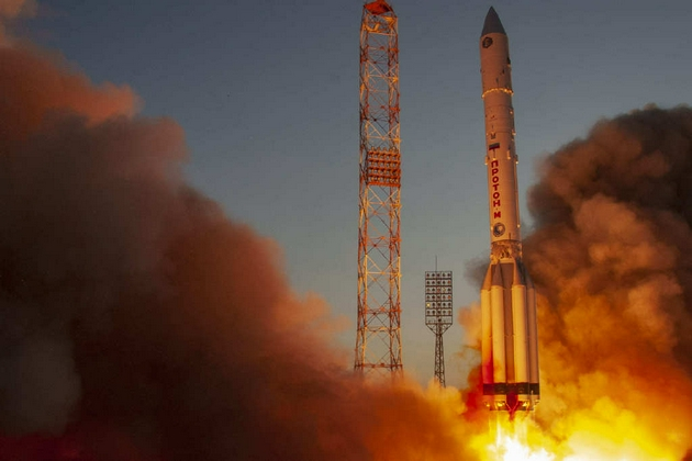 """Russian """"Ace Pigeon""""-the scientific experimental cabin took off from Baikonur"""