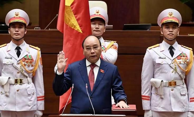 The first meeting of the 15th National Assembly of Vietnam elected Nguyen Xuan Phuc as the President of Vietnam