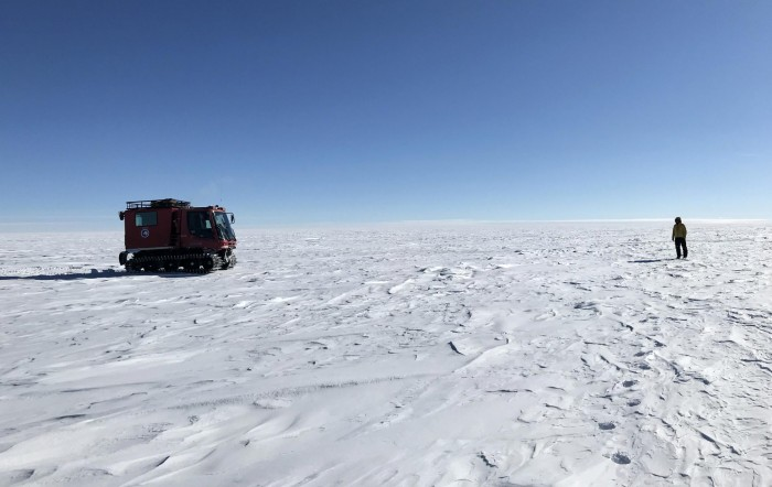 NASA ICESat-2 satellite maps the Antarctic melting lake under ice with high precision