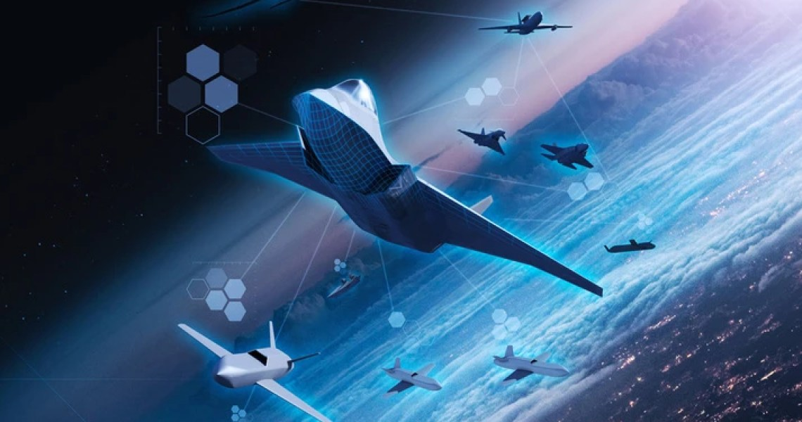 The sixth-generation Storm fighter makes progress under a new design contract
