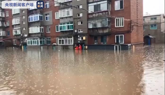 Liaoning has rare extreme weather in the same period, with the largest rainfall in history in many places in the same period