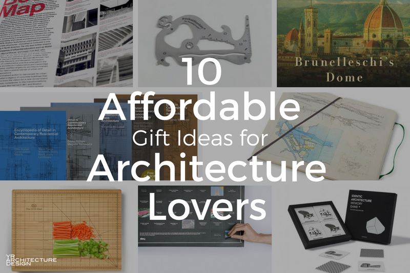 10 affordable gift ideas for architecture lovers negle Images